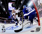 Andrew Shaw Autographed Blackhawks 2015 Stanley Cup 8x10 Photo