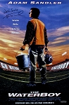Henry Winkler Autographed Waterboy 11x17 Mini Movie Poster Inscribed Water Sucks