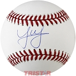 Joe Musgrove Autographed Official ML Baseball