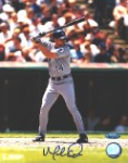 Mark Quinn Autographed Kansas City Royals 8x10 Photo