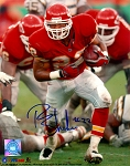 Reshan Shehee Autographed Kansas City Chiefs 8x10 Photo