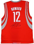 Dwight Howard Autographed Houston Rockets Adidas Jersey