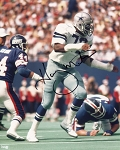 Harvey Martin Autographed Dallas Cowboys 8x10 Photo