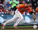 Matt Duffy Autographed San Francisco Giants 8x10 Photo