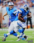 Matthew Stafford & Reggie Bush Autographed Detroit Lions 16x20 Photo