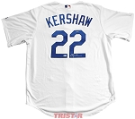 Clayton Kershaw Autographed Los Angeles Dodgers Replica Jersey