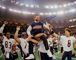 Mike Ditka Autographed Chicago Bears Super Bowl XX Champs 16x20 Photo