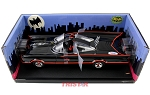 Adam West Autographed Batman Diecast 1:18 Batmobile