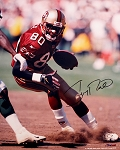 Jerry Rice Autographed San Francisco 49ers 16x20 Photo