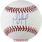 Marwin Gonzalez Autographed Official ML Baseball